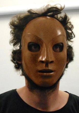 Masque Neutre - compagnie MATITA ECOLE GYSLING