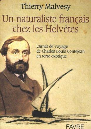 Couverture du livre de Thierry Malvesy