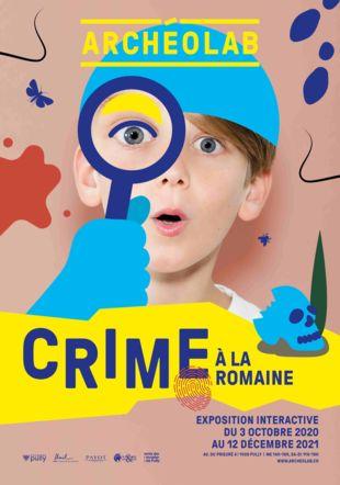 Crime à la romaine Archéolab