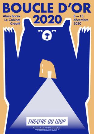 "Affiche ""Boucle d'or 2020"""