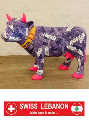 Vache originale - Nicolas Bamert