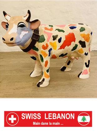 Vache originale - Noël Hémon