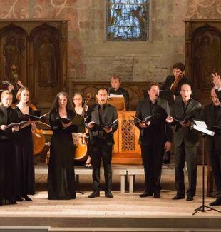 Gli Angeli Genève et ses cantates de BACH ©Rebecca Bowring