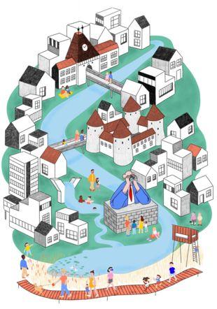 Yverdon-les-Bains - Au fil d'histoires