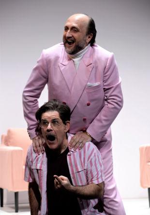 Leonardo Galeazzi et Michele Govi Rodrigo Carrizo Couto