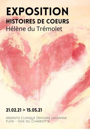 Hélène du Trémolet Histoires de Coeurs @hdutrem