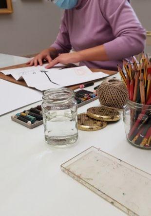 Atelier d'art-thérapie au Musée Jenisch Musée Jenisch Vevey