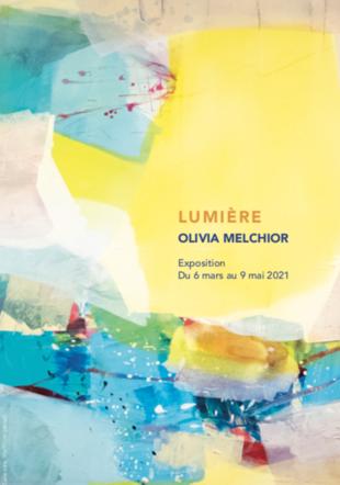 Affiche - Olivia Melchior Fondation l'Estrée