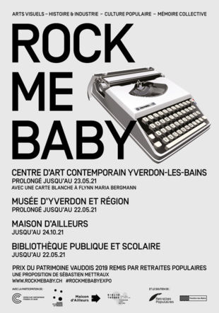 Affiche Rock me Baby