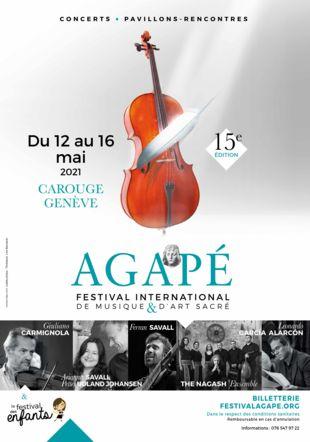 festival Agapé Association Agapé
