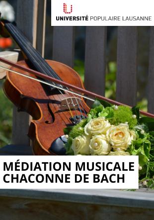 Chaconne de bach pour violon Creative common