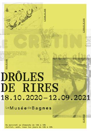 affiche Musée de Bagnes