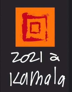 logo de la galerie + 2021 à kamala