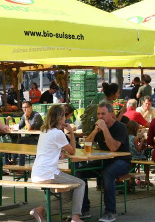 Marché Bio Fribourg 2020