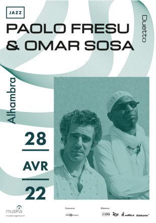 Paolo Fresu & Omar Sosa