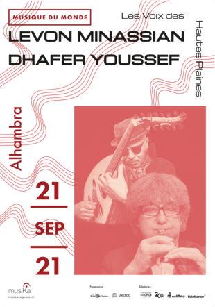 Lévon Minassian & Dhafer Youssef musika