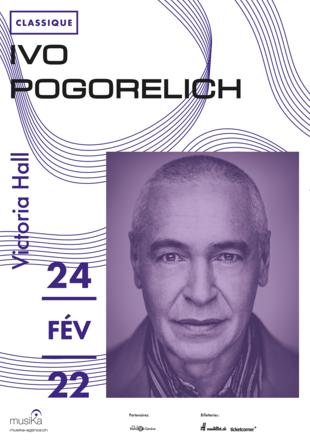 Ivo Pogorelich musika