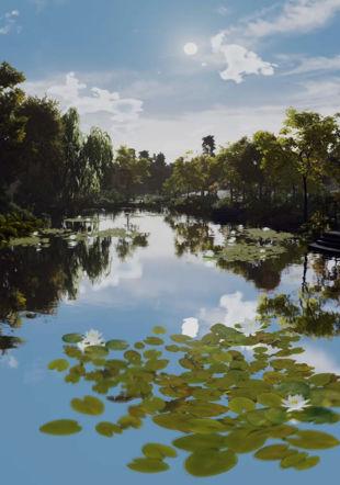 Claude Monet - L'obsession des Nymphéas