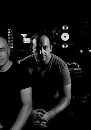 Les DJs Mimetic et Agabekov