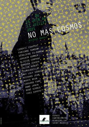 Exposition NO MAS COSMOS Dominique Studer