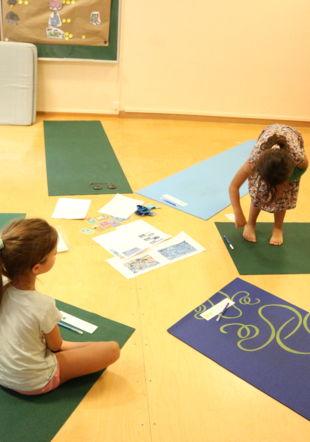 seance de yoga quotidienne