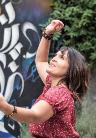Katia Romano - Stage Pizzica