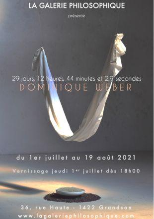 Dominique Weber La Galerie Philosophique
