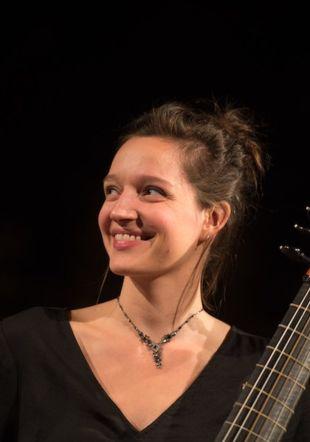 Mathilde Gomas - viole de gambe