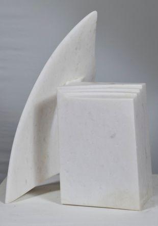 Contre le mur, 2020, en cristalline du Vietnam, 44 cm x 35 cm x 26 cm