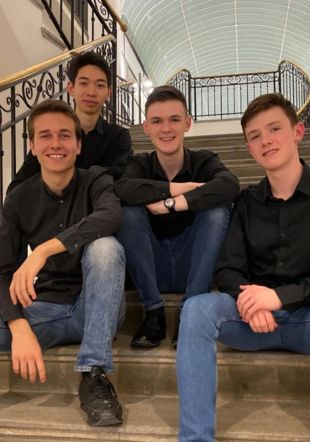 Quatuor TUORKA DR