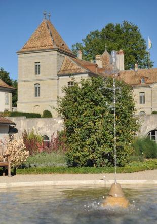 Bassin du Château de Prangins