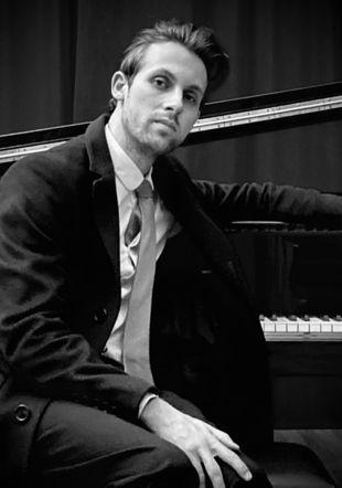 Gabriel Stern, pianiste