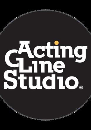 Logo. Acting Line Studio