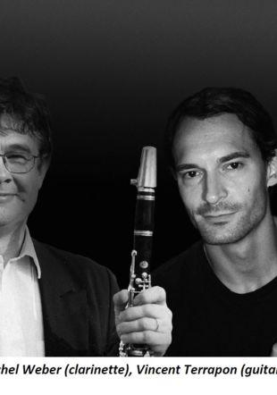 Michel Weber – Vincent Terrapon Duo