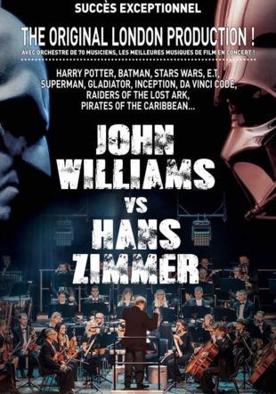 Concert John Williams vs Hans Zimmer