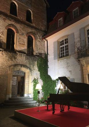 Murten Classics Parque château de villars sur moine