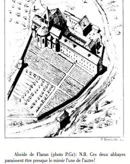 Abbaye de Flaran (comme Montheron)