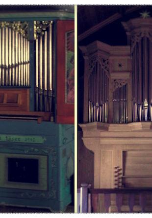 orgues de l'Abbaye
