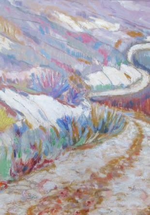 Exposition de peintures et vitraux sur le thème de la St-Jacques