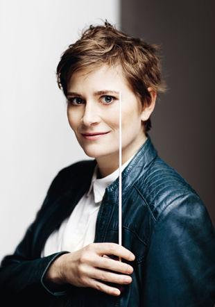 Anna Bihlmaier, direction DR