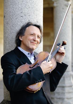 Gérard Caussé, alto D. Arranz