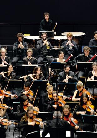 Orchestre de l'HEMU Olivier Wavre