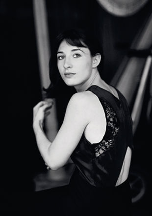 Anaïs Gaudemard, harpe Miguel Bueno