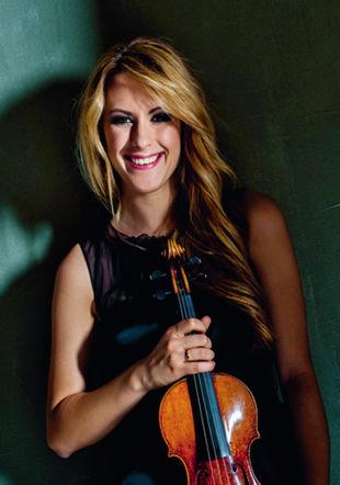 Francesca Dego, violon Davide Cerati
