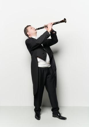 Curzio Petraglio, clarinette Federal Studio