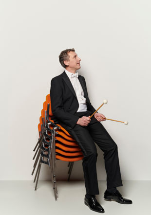 Arnaud Stachnick, percussions Federal Studio