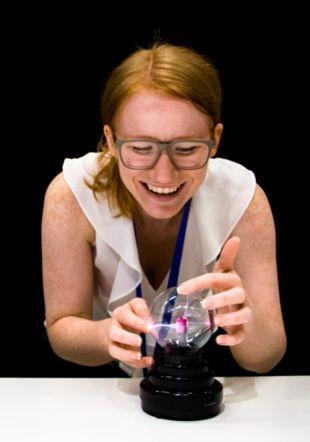 Show scientifique au CERN Crédit : CERN