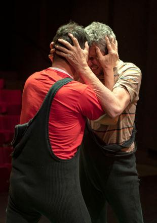 Photo de scène du spectacle MAKERS Christian Lutz