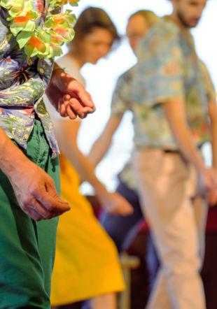 Photo du spectacle Le Grand Dancing Laurent Nicolas