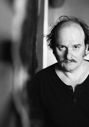 Portrait du comédien Roland Vouilloz Claude Dussez